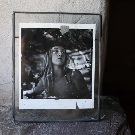 Nkuku Danta Antique Zinc Frame - 8x10