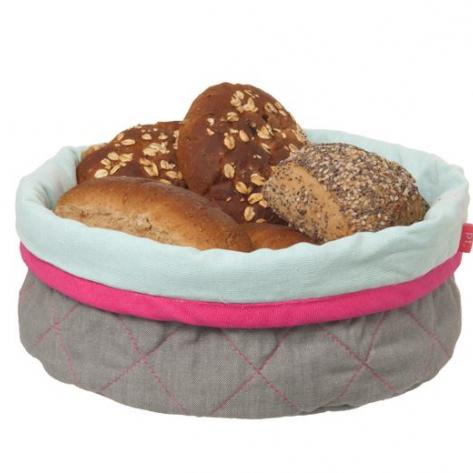 Textile bread basket