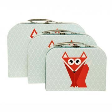 Geo Forest Fox storage cases